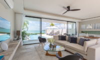 Villa Song Skye Living Area | Choeng Mon, Koh Samui