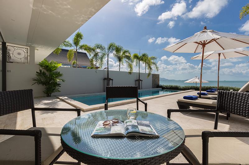Villa Song Skye Seating | Choeng Mon, Koh Samui