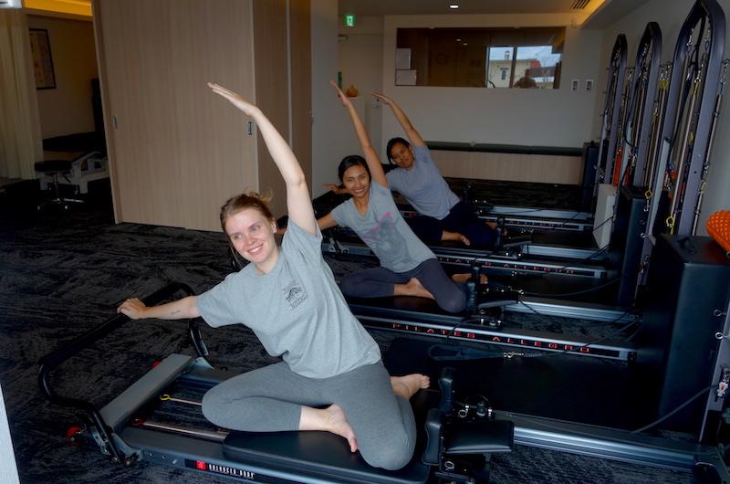 Niseko Focus Physio Pilates Class