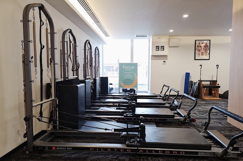 Niseko Focus Physio Studio Equipment