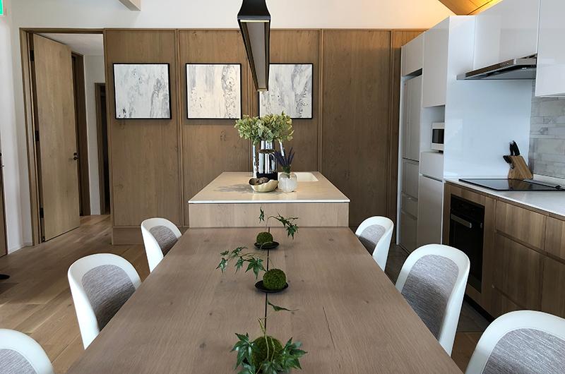 Koa Niseko Dining Table | Hirafu, Niseko