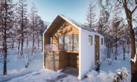 Koa Niseko Building with Snow | Hirafu, Niseko