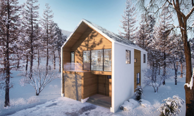 Koa Niseko Building with Snow | Hirafu, Niseko