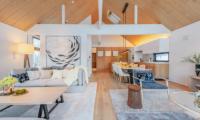 Koa Niseko Spacious Living Area | Hirafu, Niseko