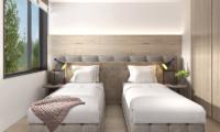 Koa Niseko Twin Bedroom Area | Hirafu, Niseko