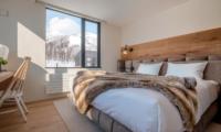 Koa Niseko Master Bedroom with Mt Yotei Views | Hirafu, Niseko