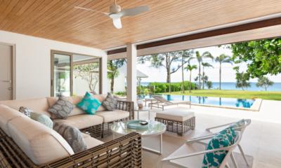 Villa Sand Living Area | Natai, Phang Nga