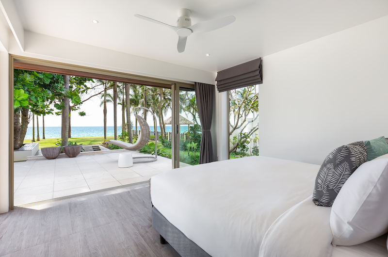 Villa Sand Bedroom with Balcony | Natai, Phang Nga