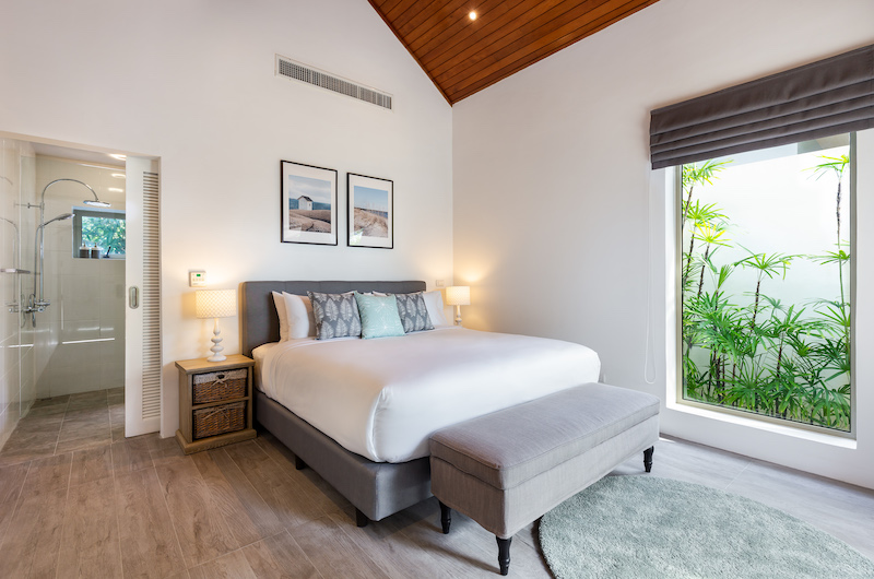 Villa Sand Bedroom | Natai, Phang Nga