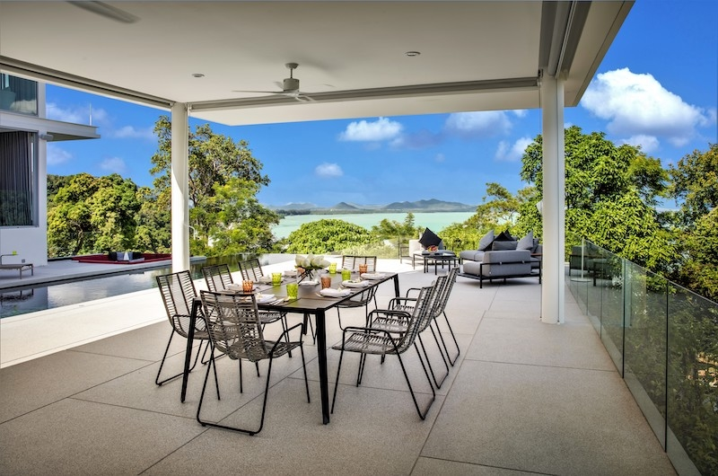 Villa Assava Outdoor Dining Area | Cape Yamu, Phuket