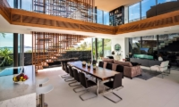 Villa Assava Dining and Living Area | Cape Yamu, Phuket