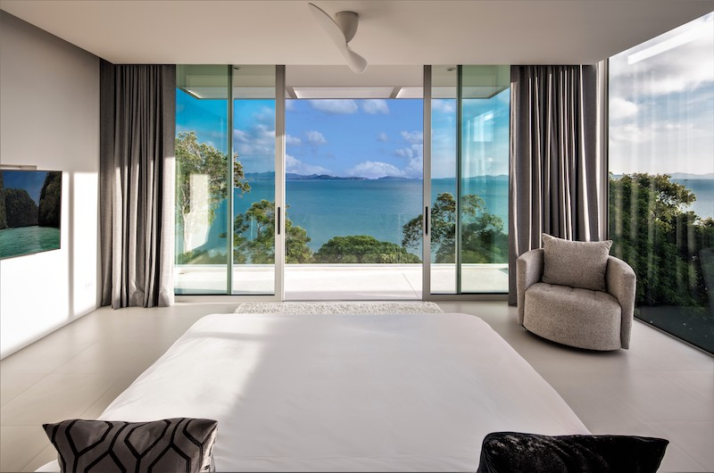 Villa Assava Bedroom Two | Cape Yamu, Phuket