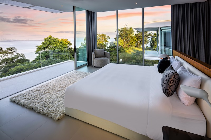 Villa Assava Bedroom One | Cape Yamu, Phuket