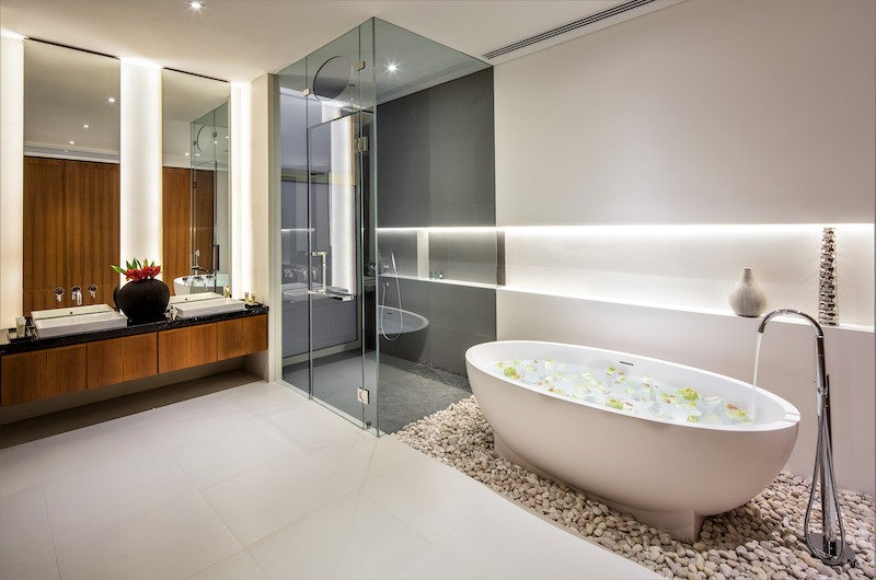 Villa Assava Bathtub Area | Cape Yamu, Phuket
