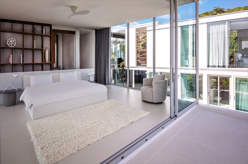 Villa Assava Master Bedroom | Cape Yamu, Phuket