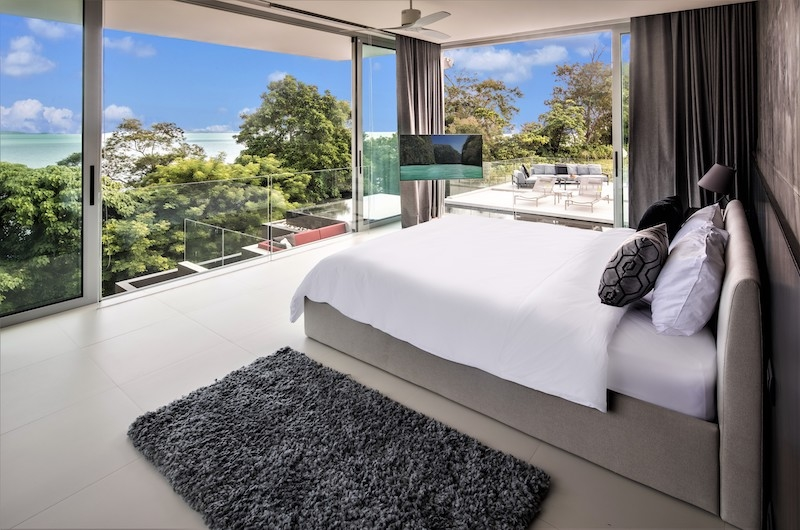 Villa Assava Spacious Bedroom | Cape Yamu, Phuket