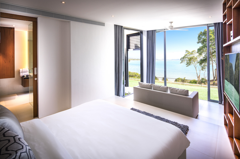 Villa Assava Bedroom Area | Cape Yamu, Phuket