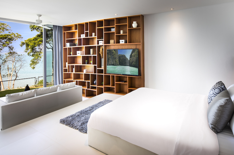 Villa Assava Bedroom | Cape Yamu, Phuket
