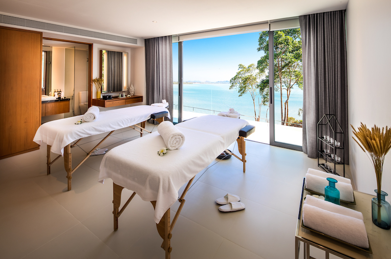 Villa Assava Massage Area | Cape Yamu, Phuket