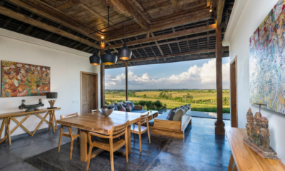 Alami Boutique Villas Two Bedroom Living Area | Tabanan, Bali
