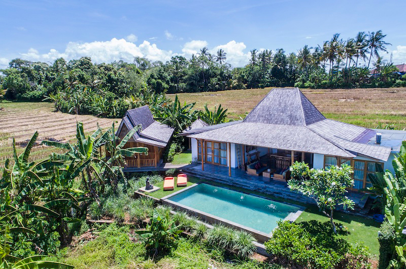 Alami Boutique Villas Three Bedroom Building | Tabanan, Bali