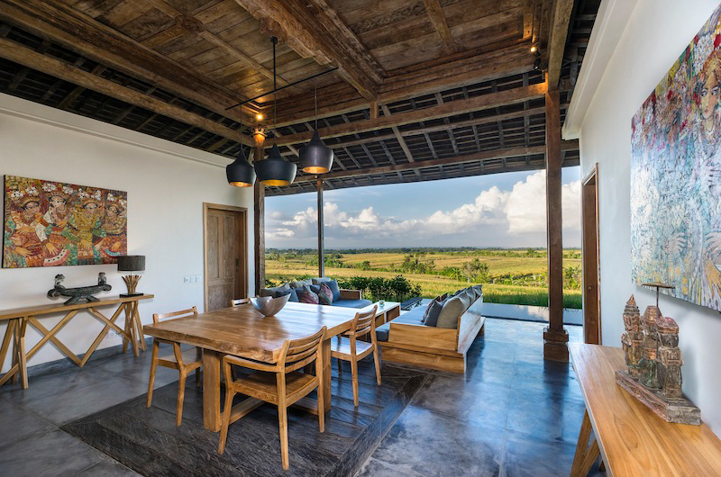 Alami Boutique Villas Three Bedroom Living Area | Tabanan, Bali