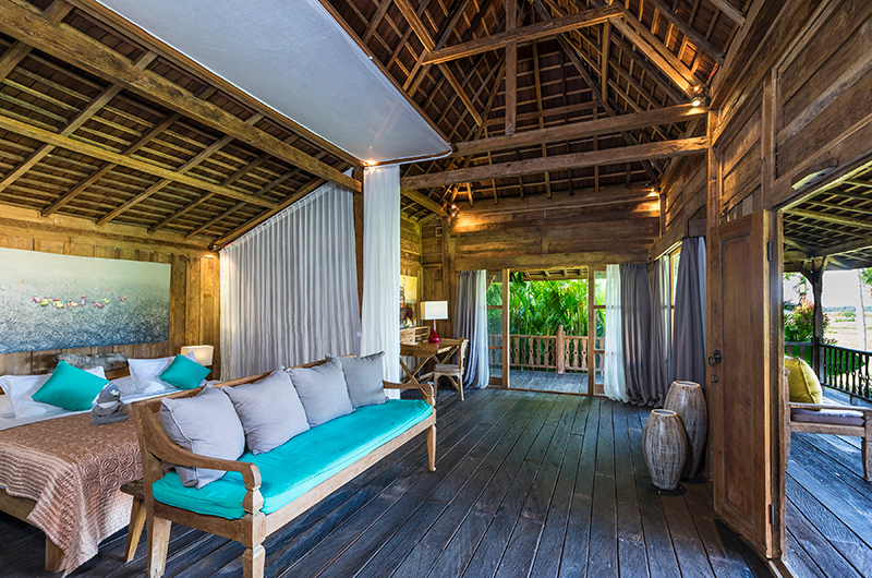 Alami Boutique Villas Four Bedroom with Seating | Tabanan, Bali