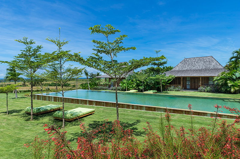 Alami Boutique Villas Four Bedroom Pool Area | Tabanan, Bali