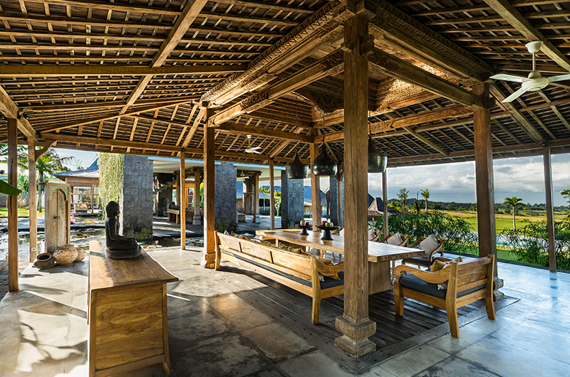 Alami Boutique Villas Six Bedroom Dining Area | Tabanan, Bali