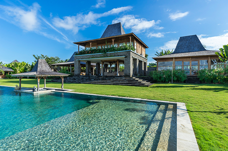 Alami Boutique Villas Six Bedroom Building | Tabanan, Bali