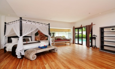 Candi Kecil Villas Master Bedroom | Ubud, Bali