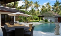 Candi Kecil Villas Swimming Pool   Ubud, Bali