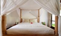 Candi Kecil Villas Bedroom with Lamps   Ubud, Bali