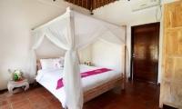 Candi Kecil Villas Bedroom Side   Ubud, Bali