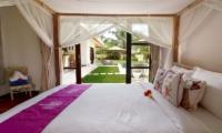 Candi Kecil Villas Bedroom Area   Ubud, Bali