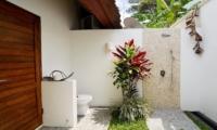 Candi Kecil Villas Bathroom   Ubud, Bali