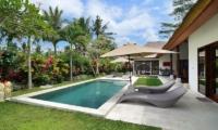 Candi Kecil Villas Pool   Ubud, Bali