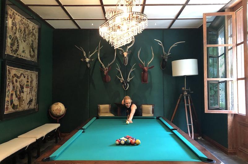 Bali Gianyar Jeeva Saba Billiard