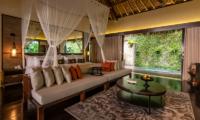 Hidden Palace Bedroom Two Area | Ubud, Bali