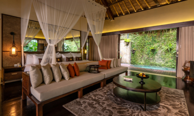 Hidden Palace Bedroom Two Area | Ubud, Bali