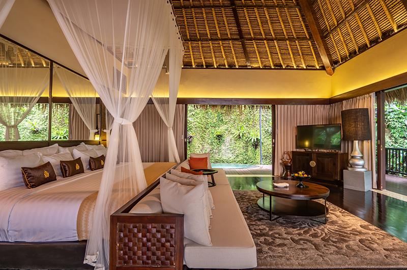 Hidden Palace Bedroom Two   Ubud, Bali