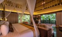 Hidden Palace Bedroom with Balcony | Ubud, Bali