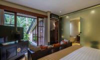 Hidden Palace Bedroom One | Ubud, Bali