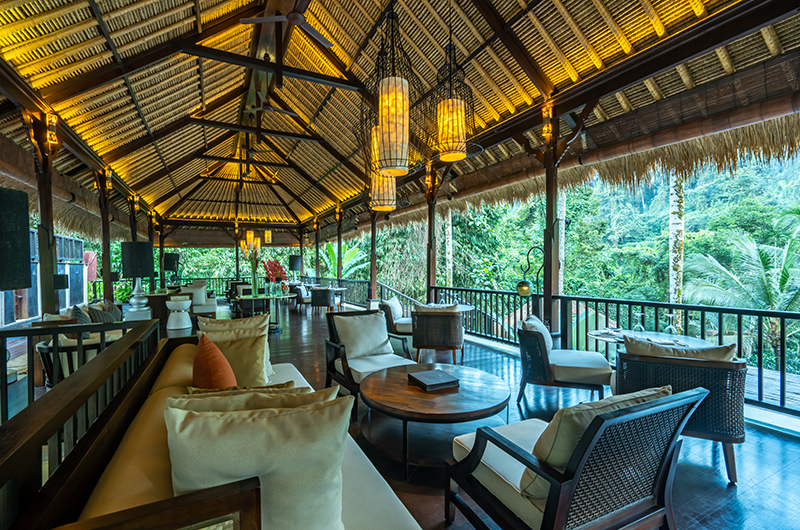 Hidden Palace Family Area | Ubud, Bali