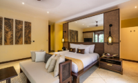 Hidden Palace Spacious Bedroom Area | Ubud, Bali
