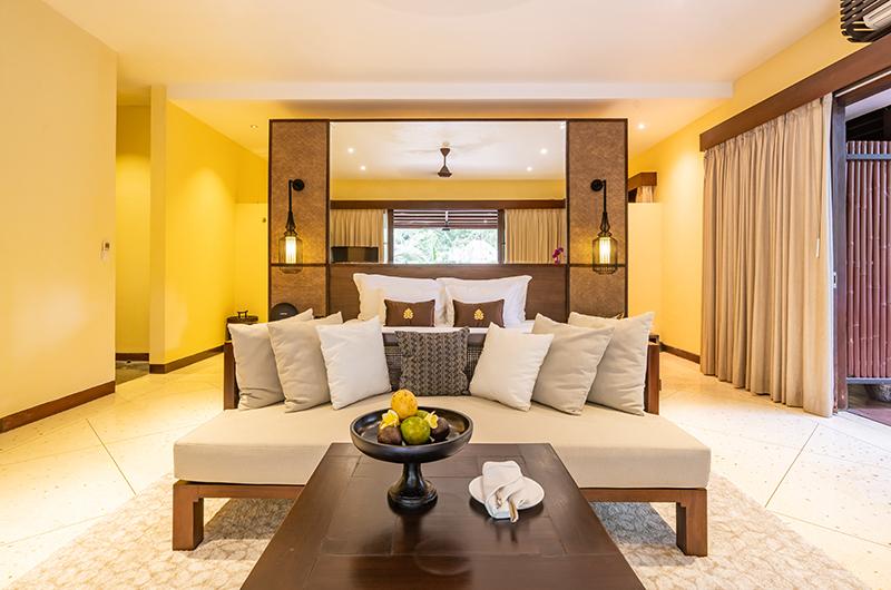 Hidden Palace Bedroom Area | Ubud, Bali