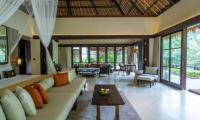 Hidden Palace Indoor Seating Area | Ubud, Bali