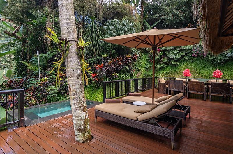 Hidden Palace Sun Beds | Ubud, Bali
