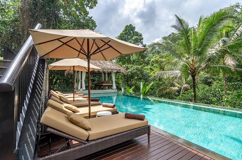 Hidden Palace Sun Deck   Ubud, Bali