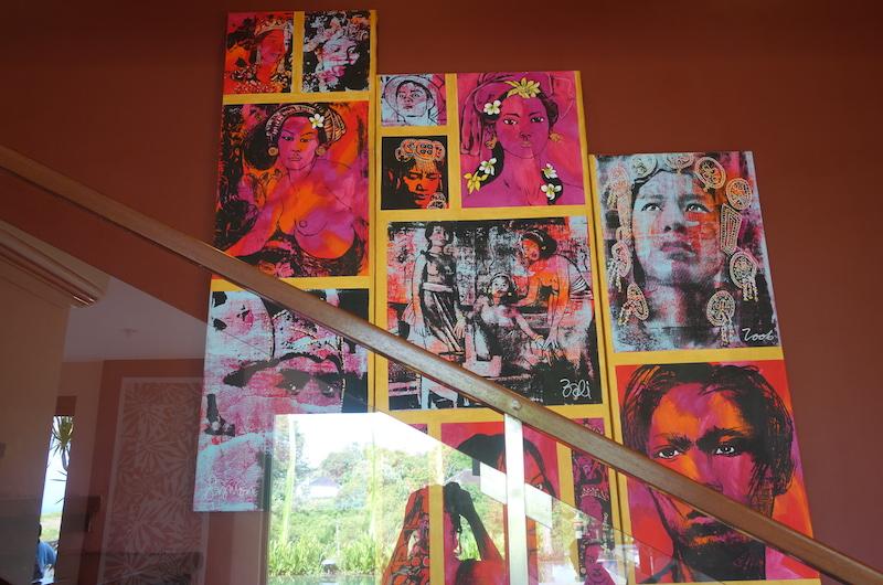 Bali Jimbaran Villa Impian Manis Art
